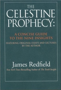 Celestine Prophecy by James Redfield new age novel spiritual fiction metaphysical