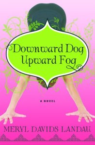 downward-dog-upward-fog-new-age-novel-Meryl-Davids-Landau-metaphysical-fiction