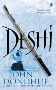 Deshi byJohn Donohue new age fiction spiritual novel martial arts thriller