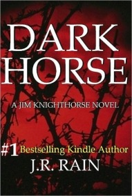 Dark Horse JR Rain spiritual novel metaphysical fiction new age mystery series