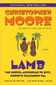 Lamb Gospel According to Biff Christopher Moore metaphysical fiction spiritual novel