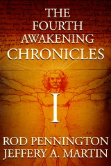 Fourth Awakening Chronicles Novella Pennington metaphysical fiction spiritual novel