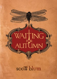 Waiting for Autumn spiritual fiction metaphysical novel visionary fiction