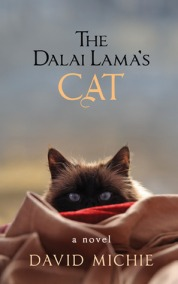 The Dalai Lama's Cat metaphysical novel Buddhist fiction