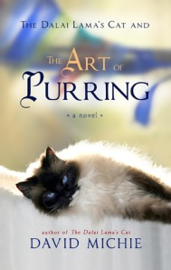 Dalai-lamas-cat-art-of-purring-michie